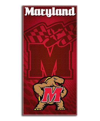 Maryland Beach Towel