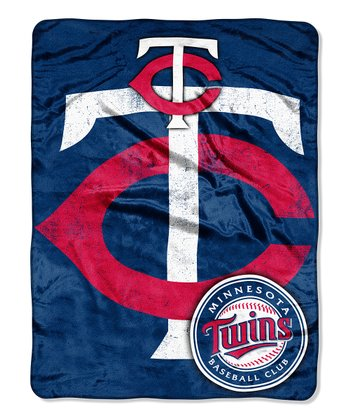 Minnesota Twins Throw Blanket