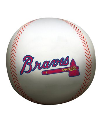 Atlanta Braves Pillow