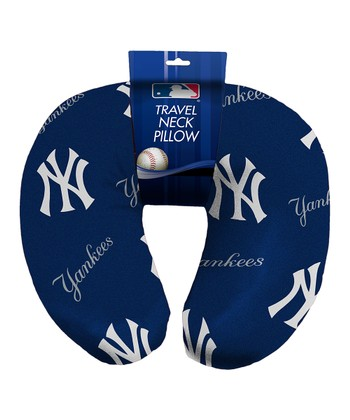 New York Yankees Neck Pillow