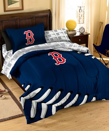 Boston Red Sox Bedding Set