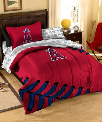 Los Angeles Angels Bedding Set
