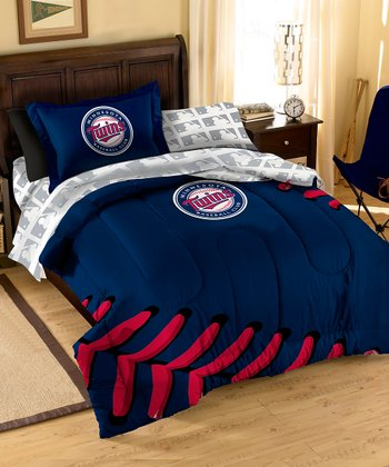 Minnesota Twins Twin Bedding Set