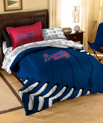 Atlanta Braves Bedding Set