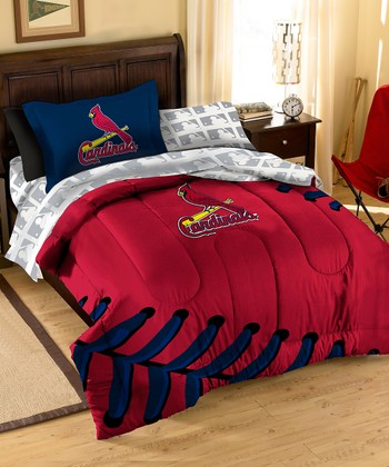 St. Louis Cardinals Full Bedding Set
