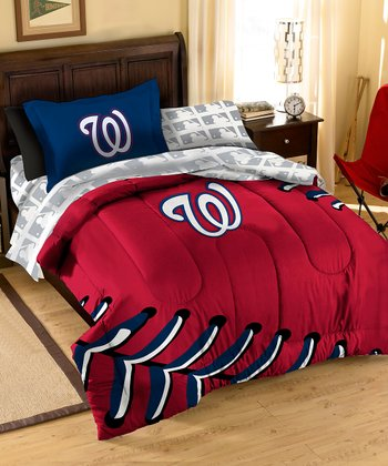 Washington Nationals Bedding Set