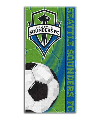 Seattle Sounders Beach Towel
