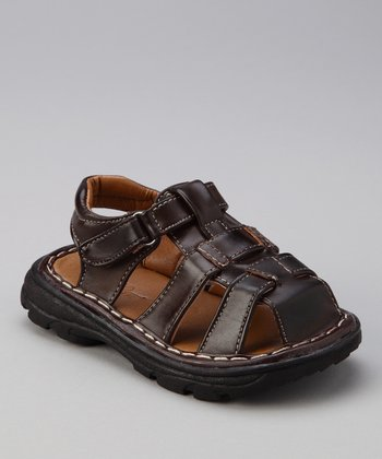 Brown PU-11 Sandal