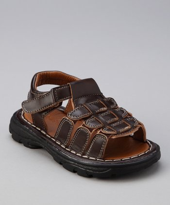 Brown RG-822 Sandal