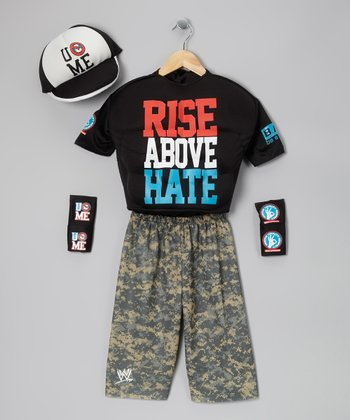 John Cena 'Rise Above Hate' Deluxe Dress-Up Set - Kids
