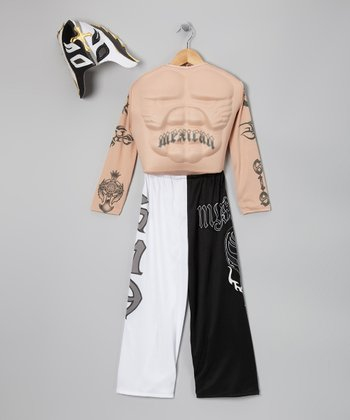 Rey Mysterio Jr. Deluxe Dress-Up Set - Kids