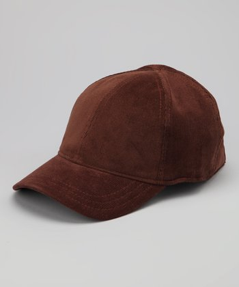 Brown Lil Cabeza Baseball Cap
