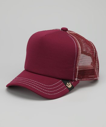 Purple Dog Town Jr. Trucker Hat