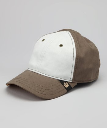 Olive Lil' Billy Bob Baseball Cap
