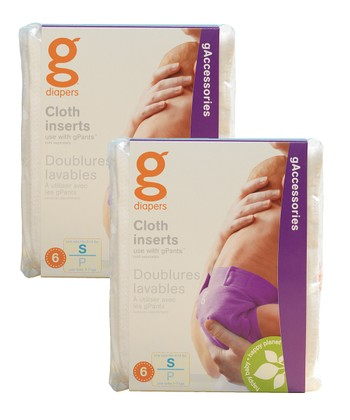 8-Lbs. to 14-Lbs. Cloth Insert - Set of 12