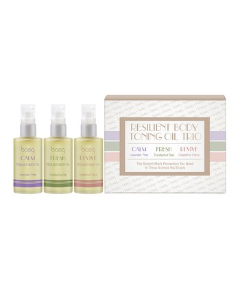 Resilient Body Stretch Mark Oil Set