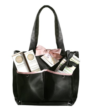 Diaper Bag Deluxe Gift Set