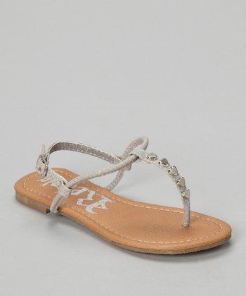 Gray BFF Sandal