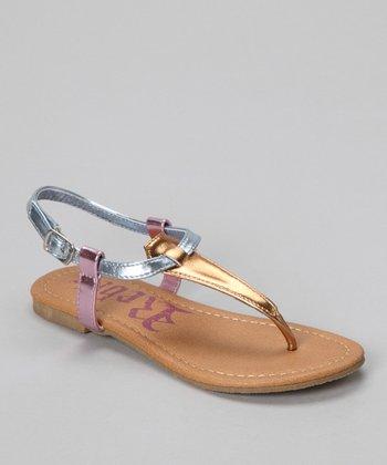 Bronze Dora Sandal