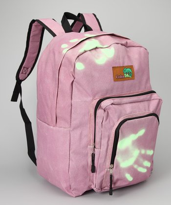 Purple & Lime Color-Change Backpack