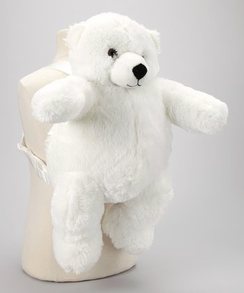 White Polar Bear Backpack