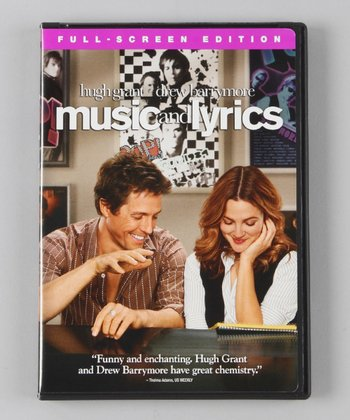 Music & Lyrics DVD