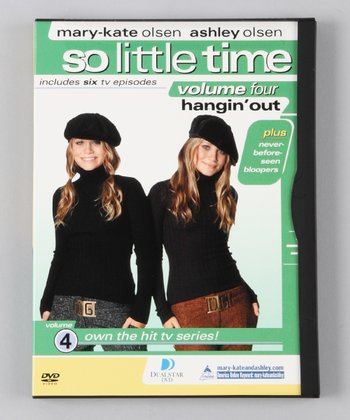 Olsens: So Little Time Vol. 4 DVD
