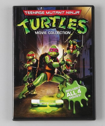 Teenage Mutant Ninja Turtles DVD Set