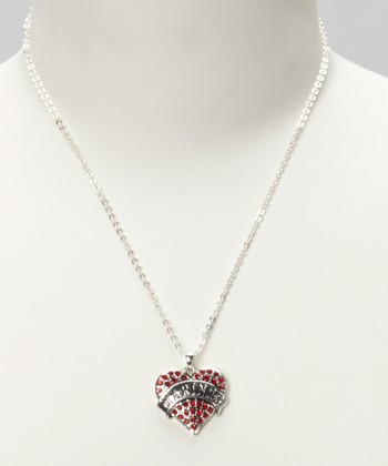 Red 'Marines' Necklace