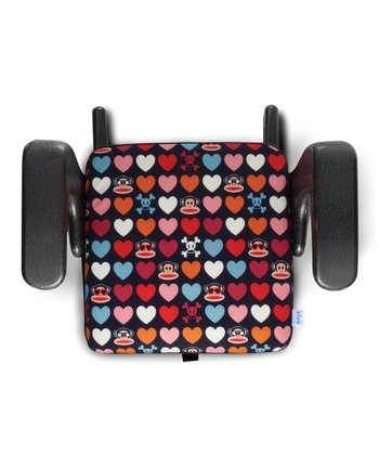 Paul Frank Julius Hearts Me Olli Backless Booster Seat