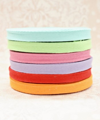 Bright Twill Ribbon Set