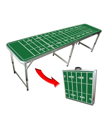 Folding Tailgate Table & Ball Set