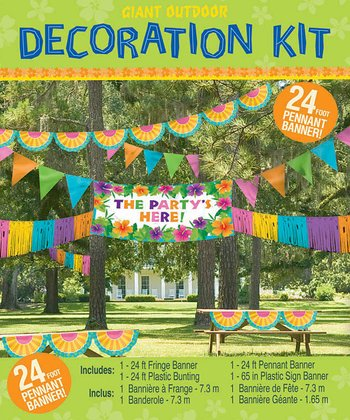 Summer Giant Outdoor Decorating Set