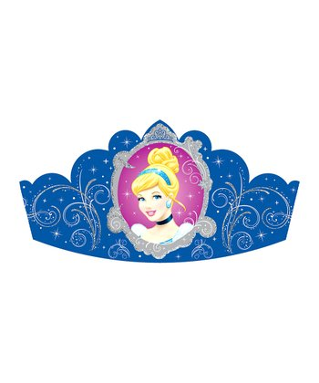 Disney Cinderella Paper Tiara - Set of 16
