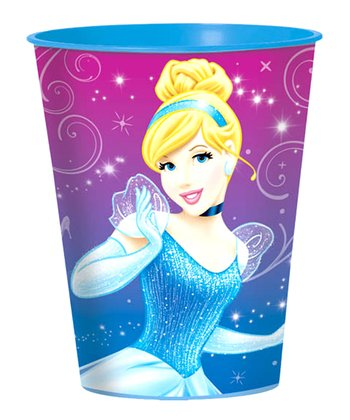 Disney Cinderella Favor Cup - Set of Six