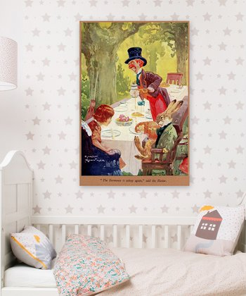 'The Dormouse' Wall Art