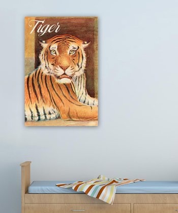 'Tiger' Wall Art