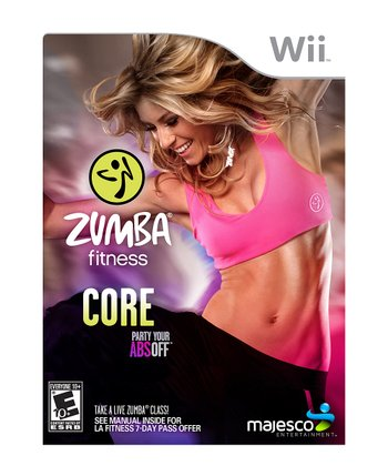 ZUMBA ZumbaFitnessCore Wii 1368229250 Natural and Organic Deals for May