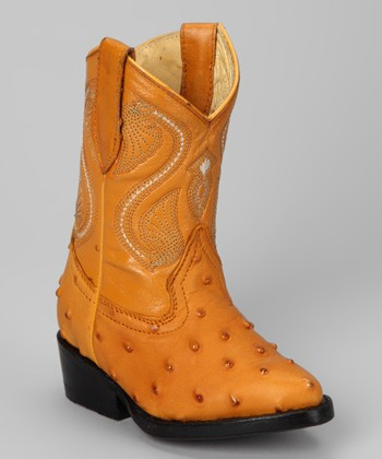 Butter Avestruz Boot