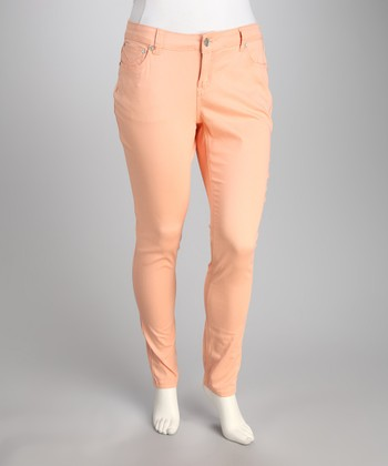 Apricotta Perfect Fit Skinny Jeans - Plus