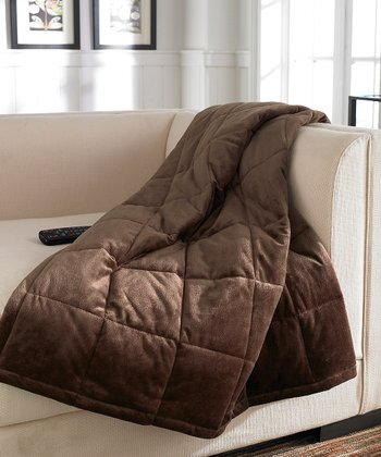 Chocolate 3M Thinsulate Blanket