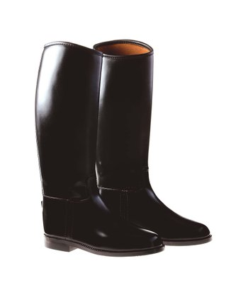 Black Somerset Boot - Girls