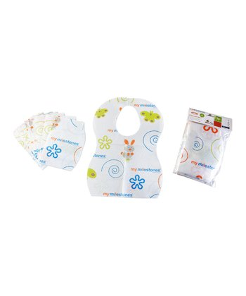 Animal Disposable Bibs - Set of 48