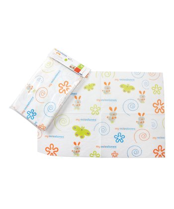My Milestones Disposable Changing Mat - Set of 16