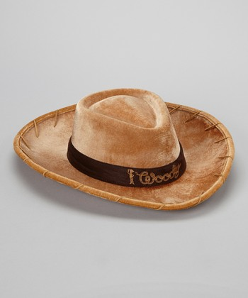 Brown Toy Story Woody Hat
