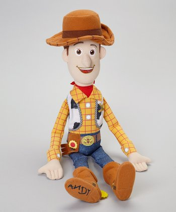 Toy Story Big Buddies Woody Plush Toy