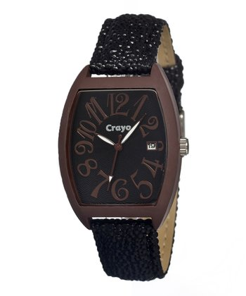 Brown Spectrum Watch - Unisex