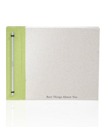 'Best Things About You' Scrapbook Set
