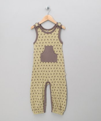 Army Elk Organic Overalls - Infant & Toddler