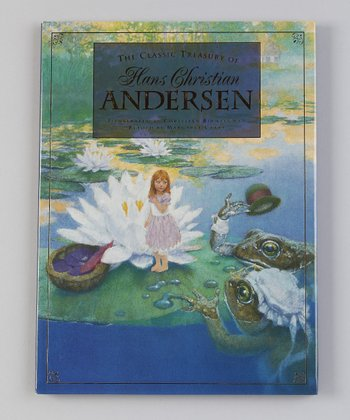 The Classic Treasury of Hans Christian Andersen Hardcover